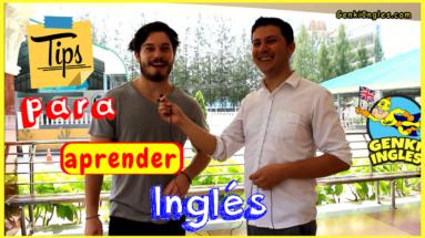 Tips para aprender ingles